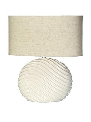 Especial Iluminación Lámpara De Mesa CREMA