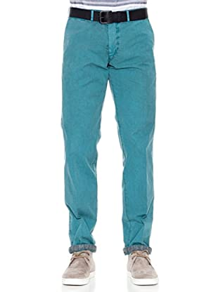 Hugo Boss Pantalón Crasier (Verde)