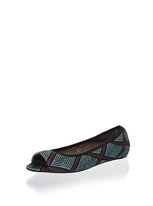 Marni Women's Open-Toe Flat (Ceramic)