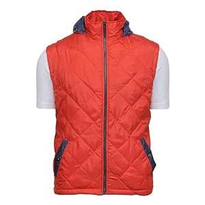 Yepme Keaton Sleeveless Jacket - Red