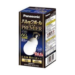 【クリックで詳細表示】パナソニック パルックボールプレミア A15形 電球60形タイプ E17口金 クール色 EFA15ED10E17H2: ホーム&キッチン