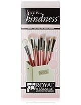 Royal Brush 12 Piece Brush Kit, Love is Kindness
