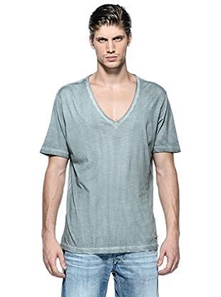 Diesel Camiseta T-Barham-R (Gris)