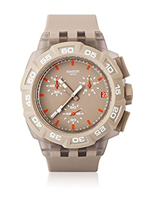 Swatch Quarzuhr Unisex Unisex HERO SUIT400 42.0 mm