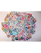 IHC ~ Whole World Stamps Large & Small 100 Different