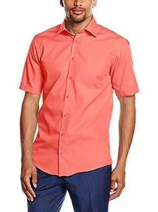 Venti Camisa Hombre  Rojo Claro 39 cm (15.5