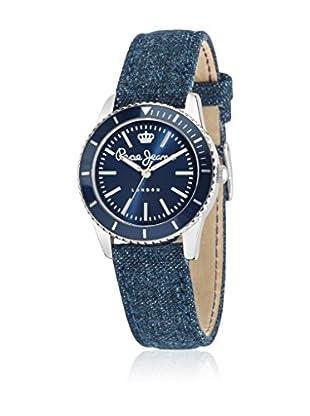 Pepe Jeans Uhr mit japanischem Quarzuhrwerk Woman CARRIE 36.5 mm