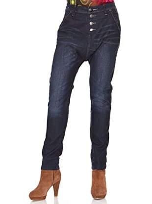 Desigual Jeans Estrella (jeans oscu)