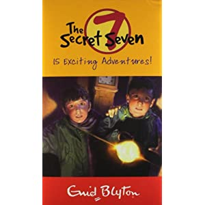 The Secret Seven: Is Exciting Adventures (Set of 15 Books)
