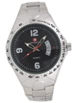 Baywatch 2063 Analog Watch - For Men (Steel) 2063BLACK