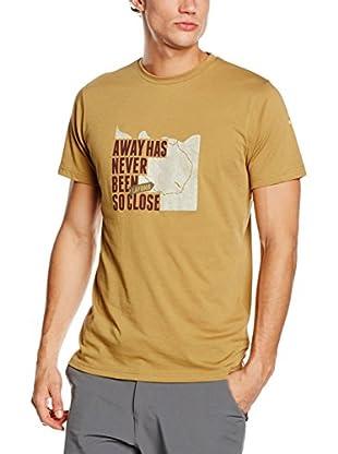LAFUMA T-Shirt Manica Corta Map