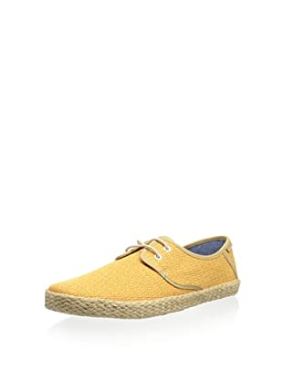 Ted Baker Men's Drill 2 Oxford (Gold)