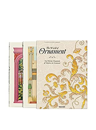 World of Ornaments, Vol. 2  Hardcover Coffee Table Book