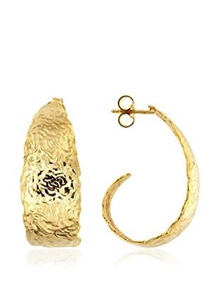 ETRUSCA Ohrringe 2.54 cm goldfarben