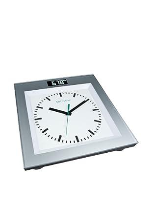 Medisana Báscula Analógica con Reloj PSA