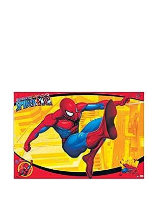 ArtopWeb Panel de Madera Spiderman