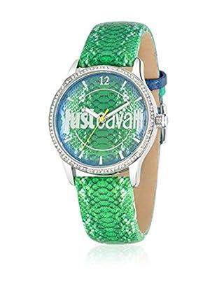 Just Cavalli Reloj de cuarzo Woman Paradise Verde 38 mm