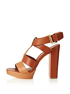Elizabeth and James Women's Sam Platform Sandal (Nude Multi)