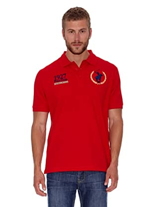 Polo Club Polo Classic Logo Big & Number (Rojo)