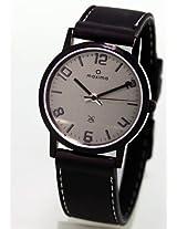 Maxima Analog White Dial men's Watch - 26090PMGB