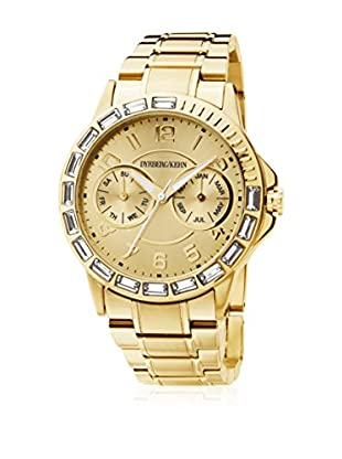 Dyrberg/Kern Quarzuhr Woman Luxuria Smc 1G1 goldfarben 37 mm