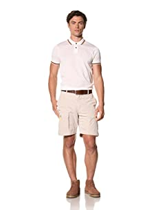 Pringle of Scotland Men's Shorts (Moonlight Grey)