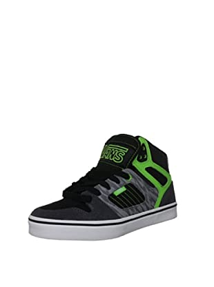 Vans Zapatillas Allred (Gris / Verde)