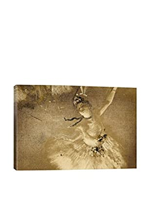 The Star I Gallery Wrapped Canvas Print