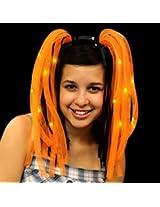 Led Party Dreads Orange