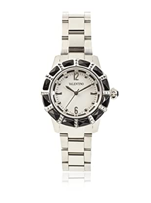 Valentino Women's V54SBQ99901S099 Eden White Stainless Steel Watch