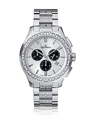 Grovana Reloj de cuarzo Unisex 2096.9732 42 mm