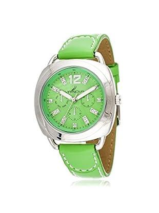 Via Nova Women's NWL302209S-GR Green Leather Watch