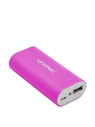 Unotec Batería Smartphone 4000 mAh 4 Power Rosa