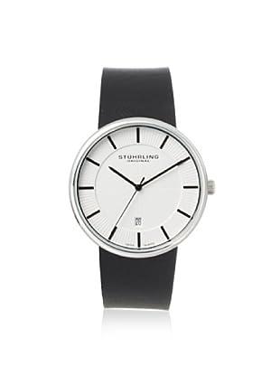 Stuhrling Men's 244.33152 Classic Ascot Fairmount Slim Black Watch