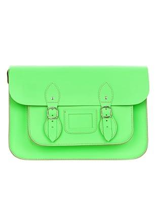 Satchel Bag Bolso Mediano (Verde)