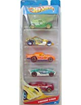 Hot Wheels - 5 Cars pack X-Raycers 5