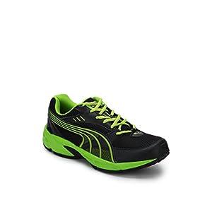 Atom Fashion Ind. Black Running Shoes