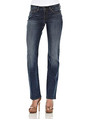 Levi´s Jeans Modern Bold Curve ID gerades Bein (sharp blue)