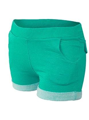 Bench Shorts Sugary (pool green)