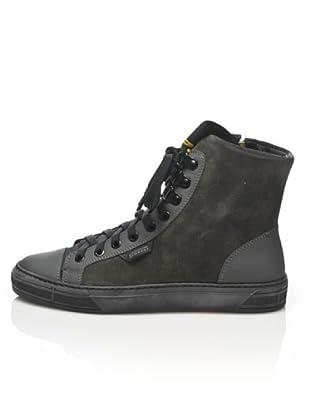 Pirelli Zapatillas Altas Mujer (gris)