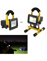 GadgetZone(US Seller) 20W LED Flood Light Lamp Landscape Outdoor Waterproof 120 Degree Beam Angle Security Floodlight