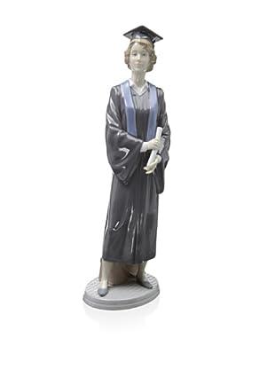 Lladró Her Commencement Porcelain Figurine