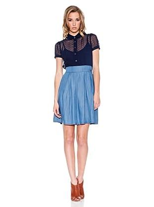 Fornarina Vestido Marvi (Azul)