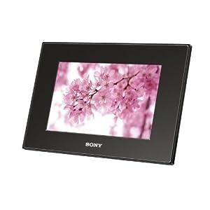 【クリックで詳細表示】SONY デジタルフォトフレーム A72 ブラック DPF-A72/B