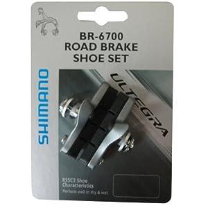 【クリックでお店のこの商品のページへ】SHIMANO(シマノ) R55C3(BR-6700)カートリッジタイプブレーキシューセット(ペア)
