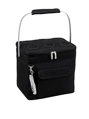 Picnic At Ascot Large Multi Purpose Cooler (Black)
