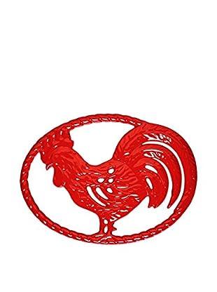 Chasseur Classique Cast Iron Rooster Trivet