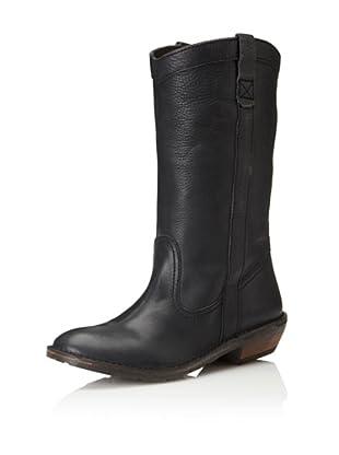 Kickers Women's Trench Boot (Dark Grey)