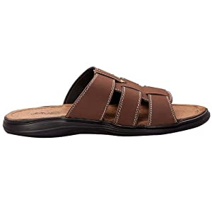 Bata Men Brown - Sandals