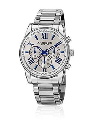 Akribos XXIV Reloj de cuarzo Man AK865SS 41 mm